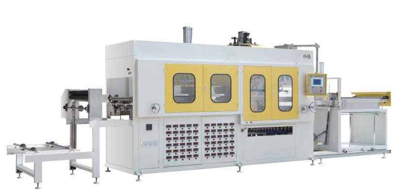 Automatic Computerized High-Speed Vacuum Forming Machine